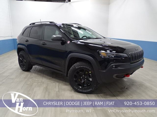 2020 Jeep Cherokee Trailhawk Plymouth WI