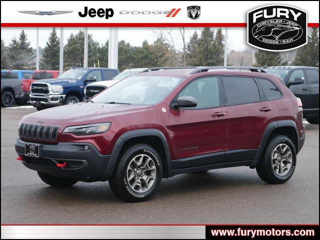 2020 Jeep Cherokee Trailhawk Oak Park Heights MN
