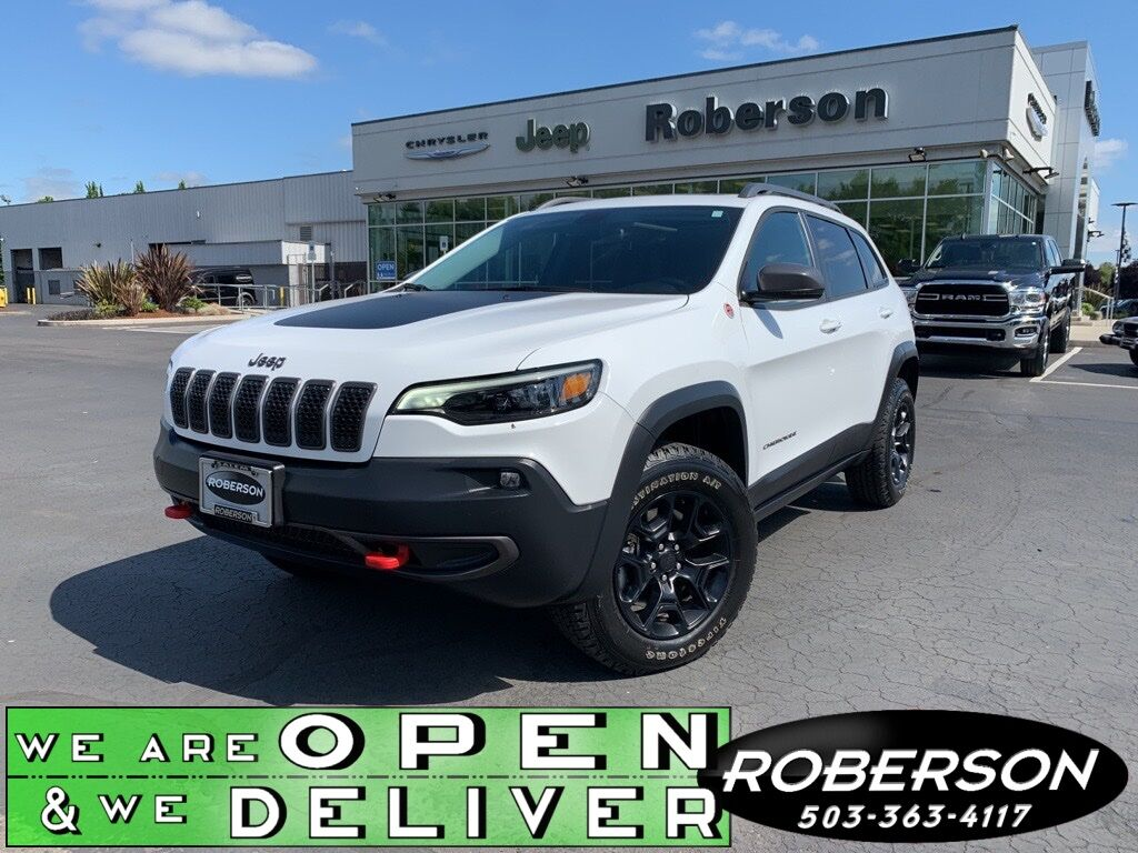 2020 Jeep Cherokee Trailhawk Salem OR