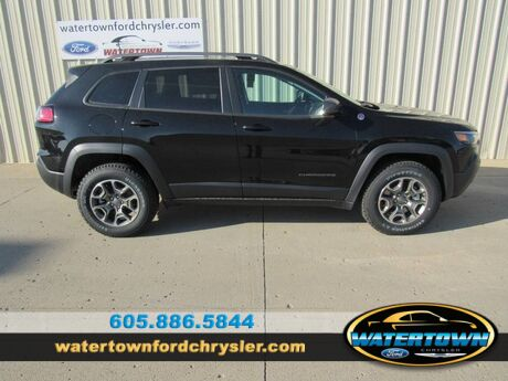 2020 Jeep Cherokee Trailhawk Watertown SD