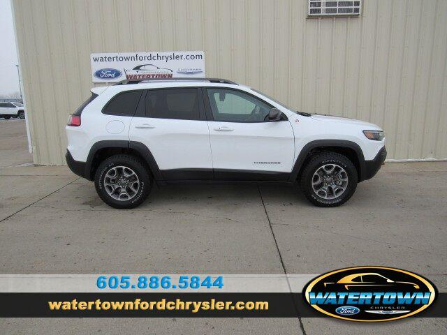 2020 Jeep Cherokee Trailhawk Watertown SD