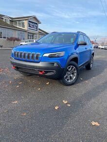 2020_Jeep_Cherokee_Trailhawk_ Yakima WA