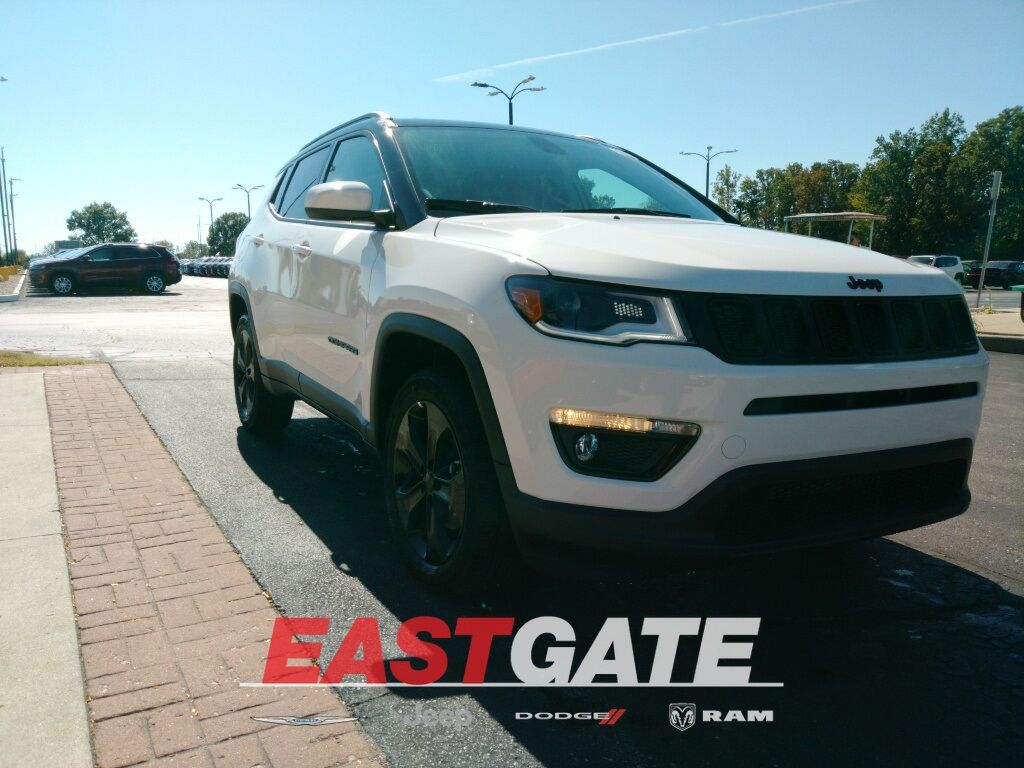 2020 Jeep Compass ALTITUDE 4X4 Indianapolis IN