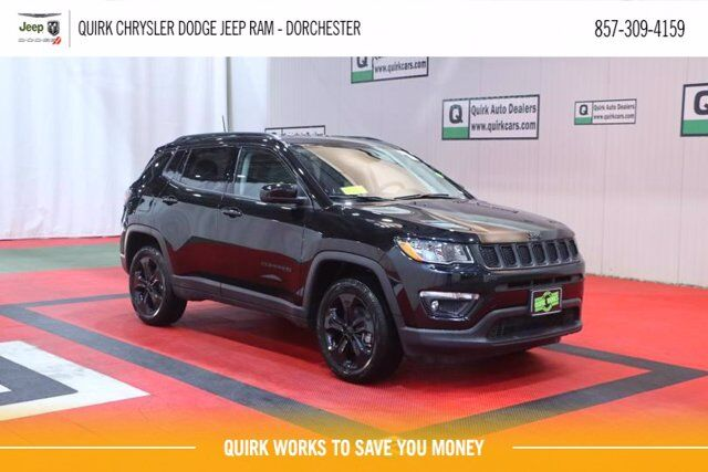 2020 Jeep Compass ALTITUDE 4X4 Boston MA