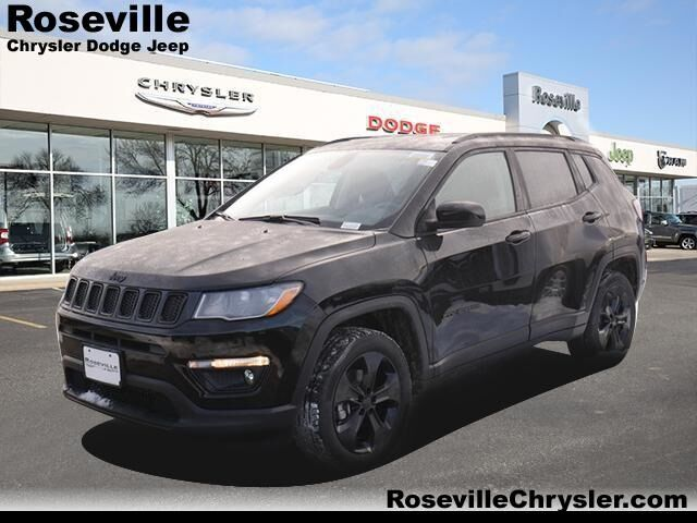 2020 Jeep Compass ALTITUDE 4X4 Roseville MN