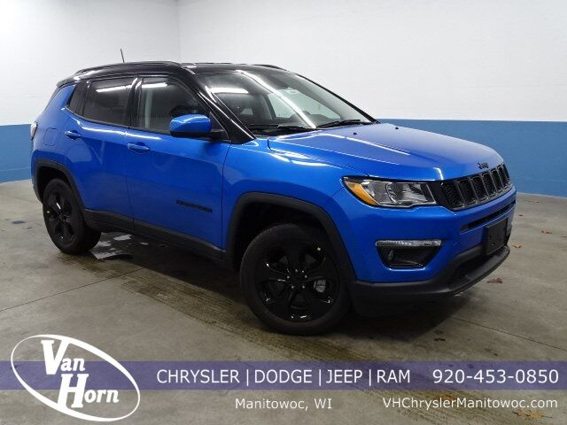2020 Jeep Compass ALTITUDE 4X4 Manitowoc WI