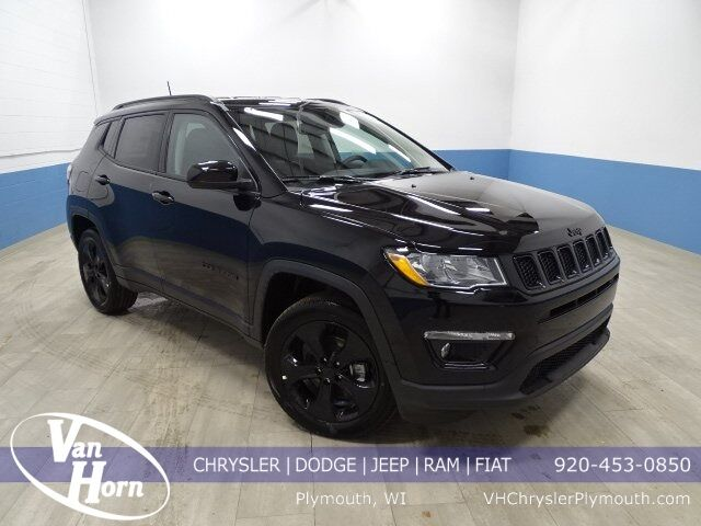 2020 Jeep Compass ALTITUDE 4X4 Plymouth WI