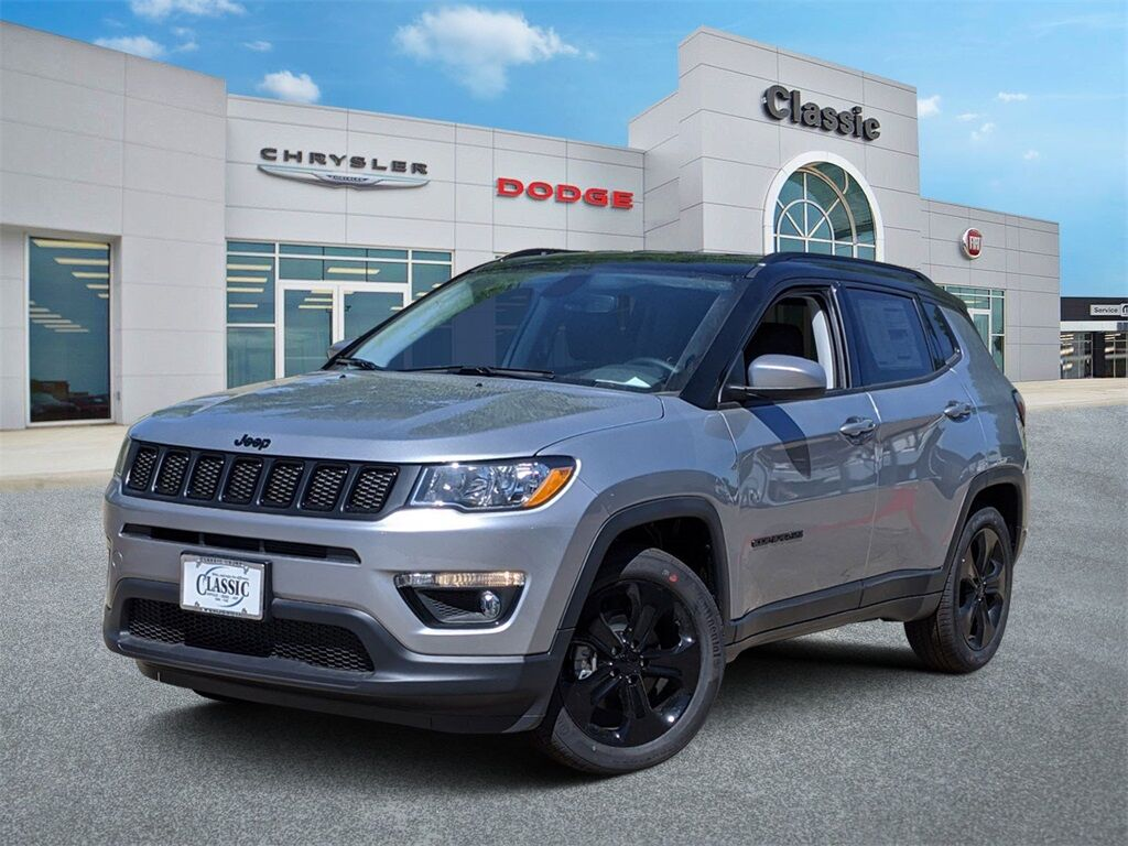 2020 Jeep Compass ALTITUDE FWD Arlington TX