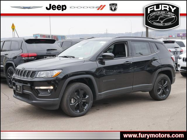 2020 Jeep Compass Altitude 4x4 Stillwater MN