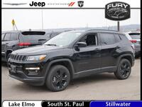 Jeep Compass Altitude 4x4 2020