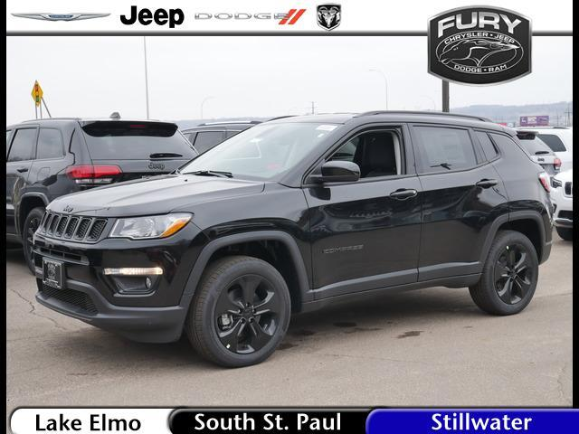 2020 Jeep Compass Altitude 4x4 St. Paul MN