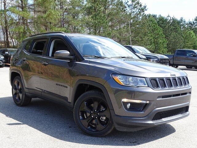 2020 Jeep Compass Altitude Raleigh NC