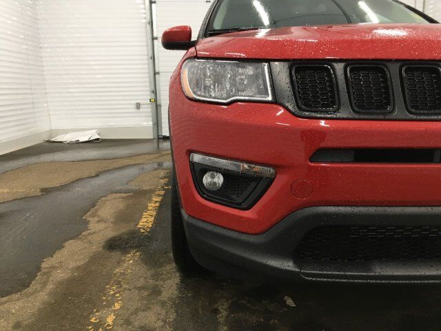 2020 Jeep Compass Altitude Sherwood Park AB