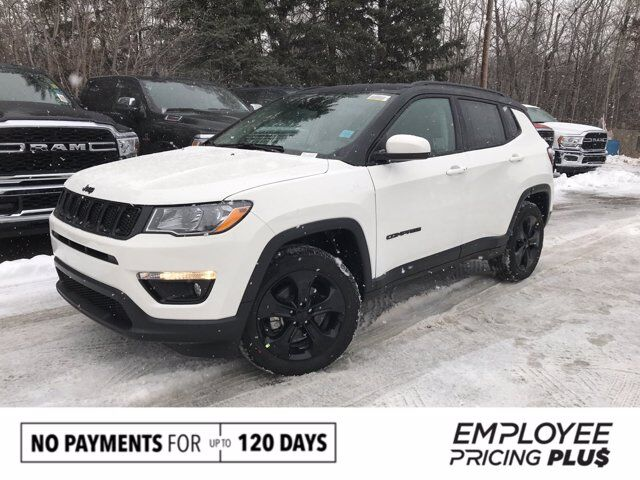 2020 Jeep Compass Altitude St. Albert AB