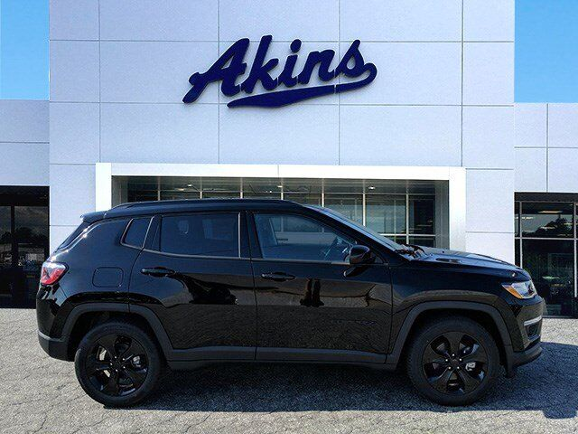 2020 Jeep Compass Altitude Winder GA