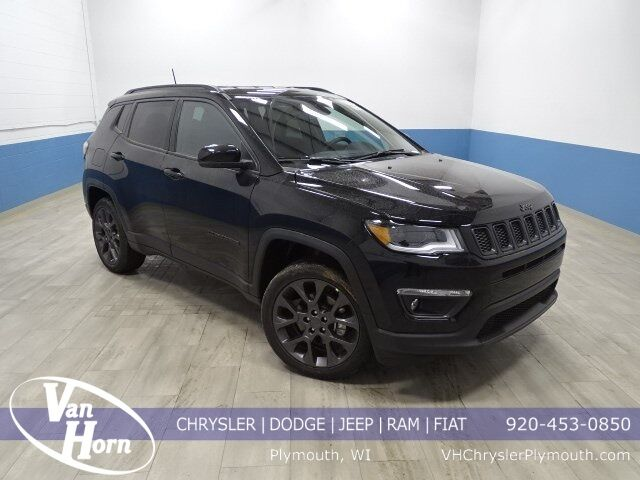 2020 Jeep Compass HIGH ALTITUDE 4X4 Plymouth WI