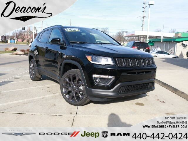2020 Jeep Compass HIGH ALTITUDE 4X4 Mayfield Village OH