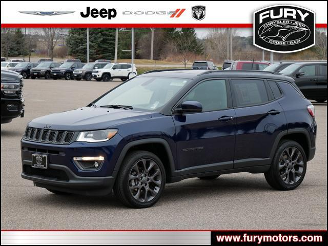 2020 Jeep Compass High Altitude Oak Park Heights MN