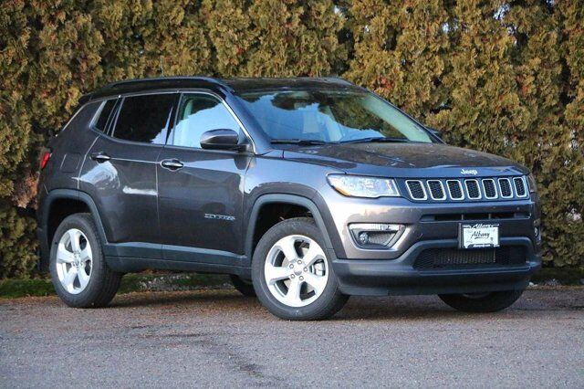2020 Jeep Compass LATITUDE 4X4 Albany OR