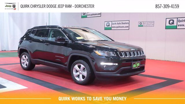 2020 Jeep Compass LATITUDE 4X4 Boston MA