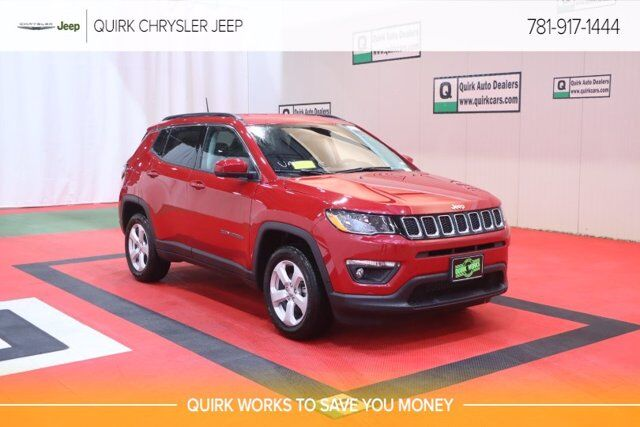 2020 Jeep Compass LATITUDE 4X4 Braintree MA