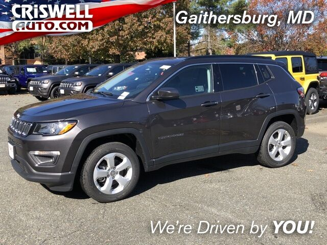 2020 Jeep Compass LATITUDE 4X4 Gaithersburg MD