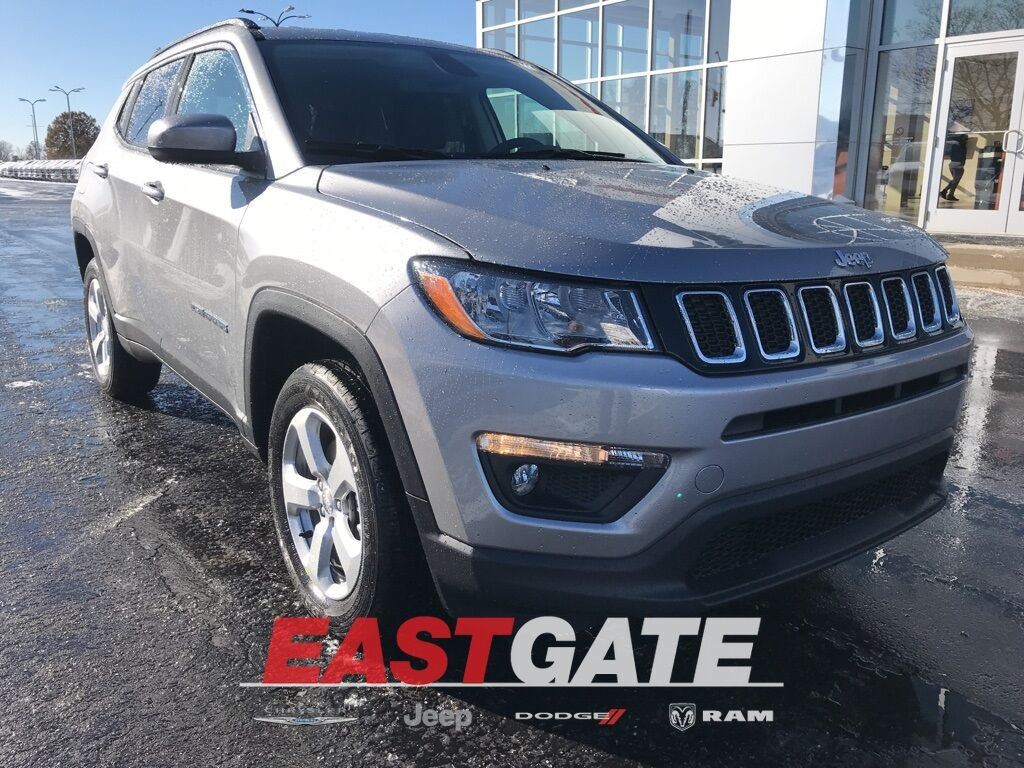 2020 Jeep Compass LATITUDE 4X4 Indianapolis IN