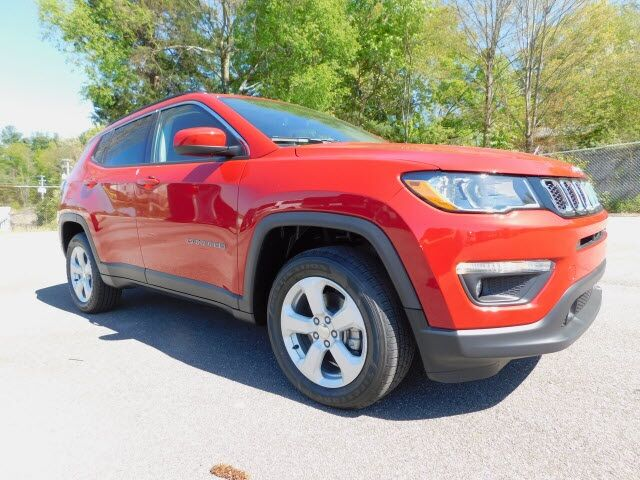 2020 Jeep Compass LATITUDE 4X4 Knoxville TN