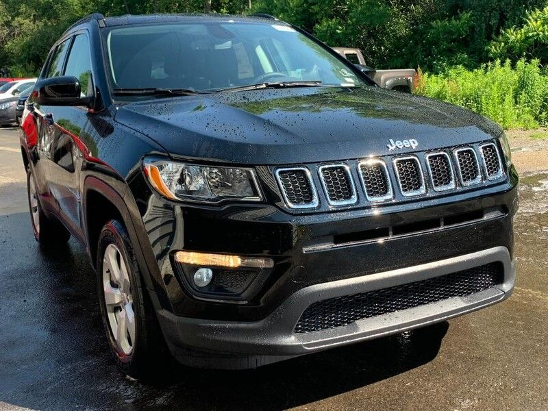 2020 Jeep Compass LATITUDE 4X4 Little Valley NY