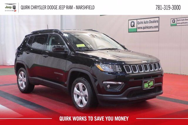 2020 Jeep Compass LATITUDE 4X4 Marshfield MA