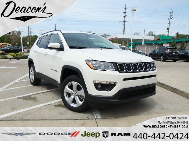 2020 Jeep Compass LATITUDE 4X4 Mayfield Village OH