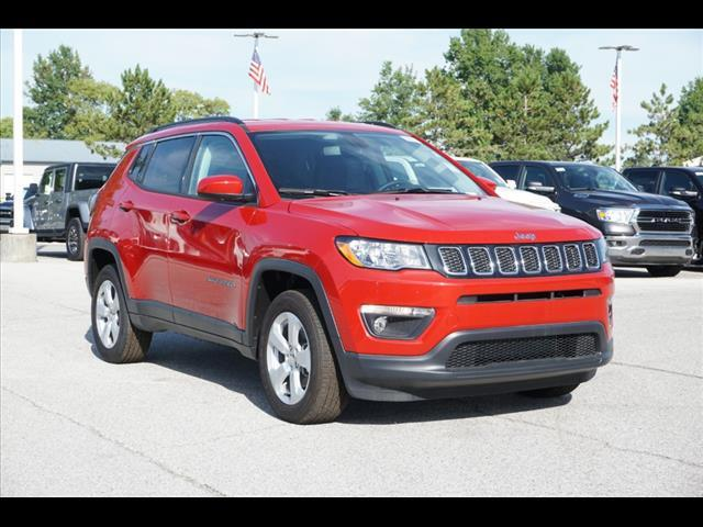 2020 Jeep Compass LATITUDE 4X4 Plainfield IN