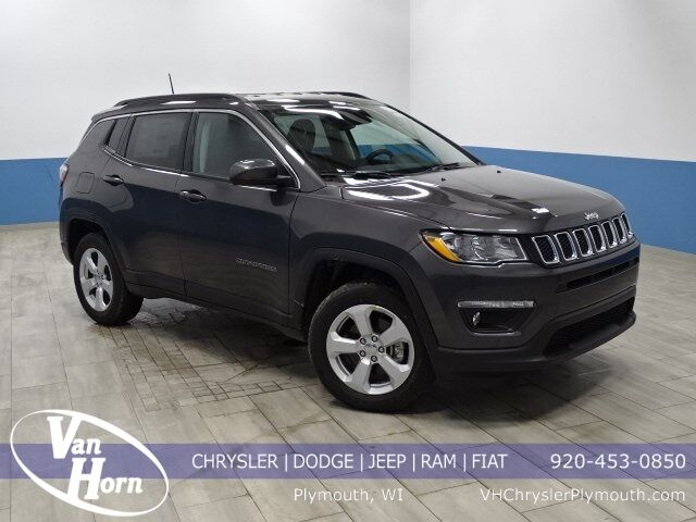 2020 Jeep Compass LATITUDE 4X4 Plymouth WI