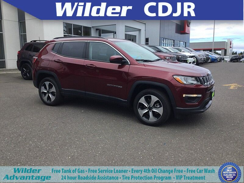 2020 Jeep Compass LATITUDE 4X4 Port Angeles WA
