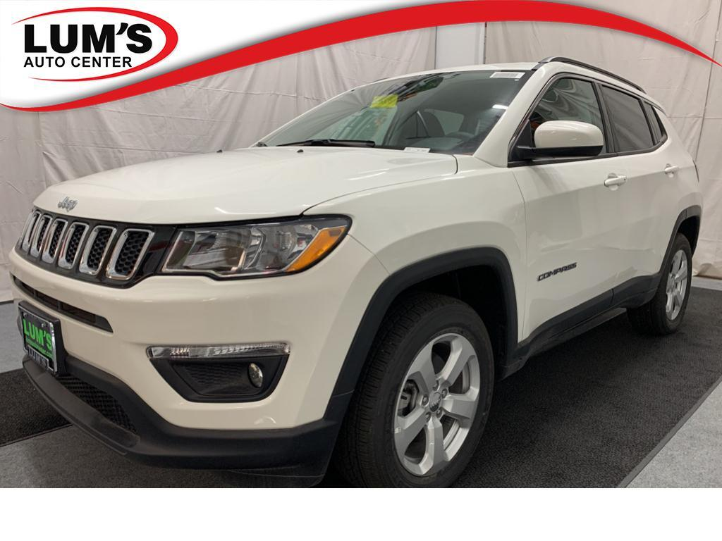 2020 Jeep Compass LATITUDE 4X4 Warrenton OR