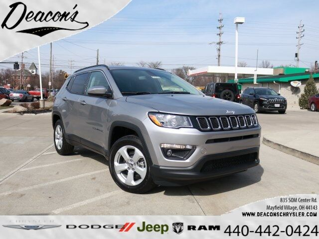 2020 Jeep Compass LATITUDE FWD Mayfield Village OH