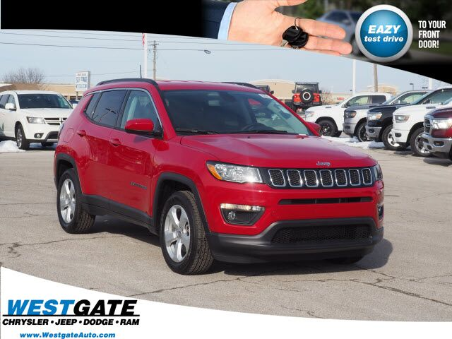 2020 Jeep Compass LATITUDE FWD Plainfield IN