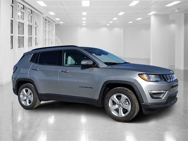 2020 Jeep Compass LATITUDE FWD Winter Haven FL