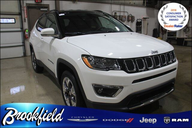 2020 Jeep Compass LIMITED 4X4 Benton Harbor MI