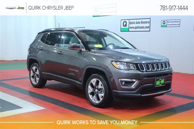 2020 Jeep Compass LIMITED 4X4 Braintree MA