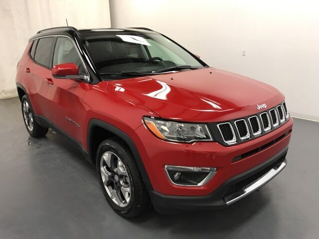 2020 Jeep Compass LIMITED 4X4 Holland MI
