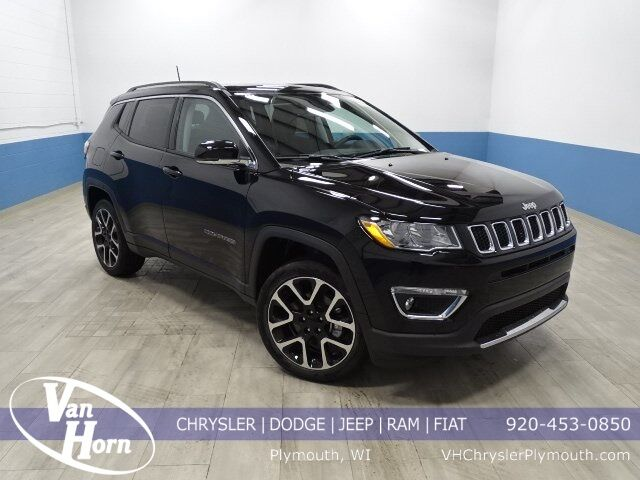 2020 Jeep Compass LIMITED 4X4 Plymouth WI