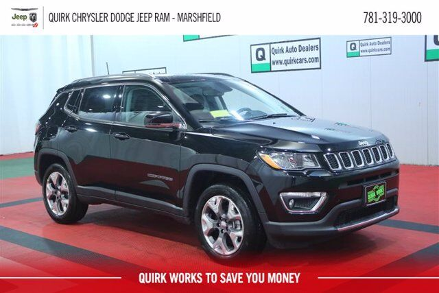 2020 Jeep Compass LIMITED 4X4 Marshfield MA