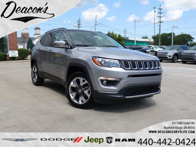 2020 Jeep Compass LIMITED 4X4 Mayfield Village OH