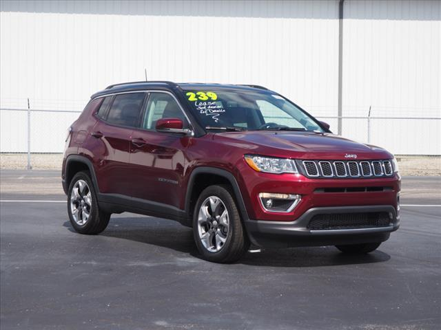 2020 Jeep Compass LIMITED 4X4 Plainfield IN