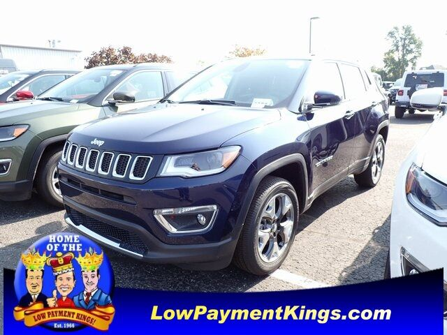 2020 Jeep Compass LIMITED 4X4 Monroe MI