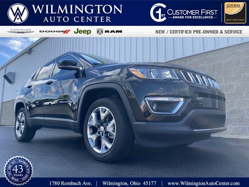 2020 Jeep Compass LIMITED 4X4 Wilmington OH