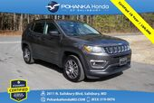 2020 Jeep Compass Latitude 4WD ** Pohanka Certified 10 Year / 100,000  **