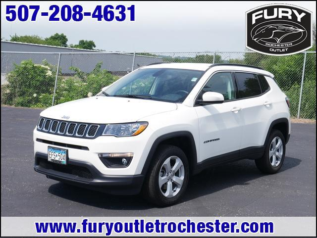 2020 Jeep Compass Latitude 4x4 Lake Elmo MN