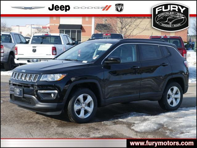 2020 Jeep Compass Latitude 4x4 Stillwater MN
